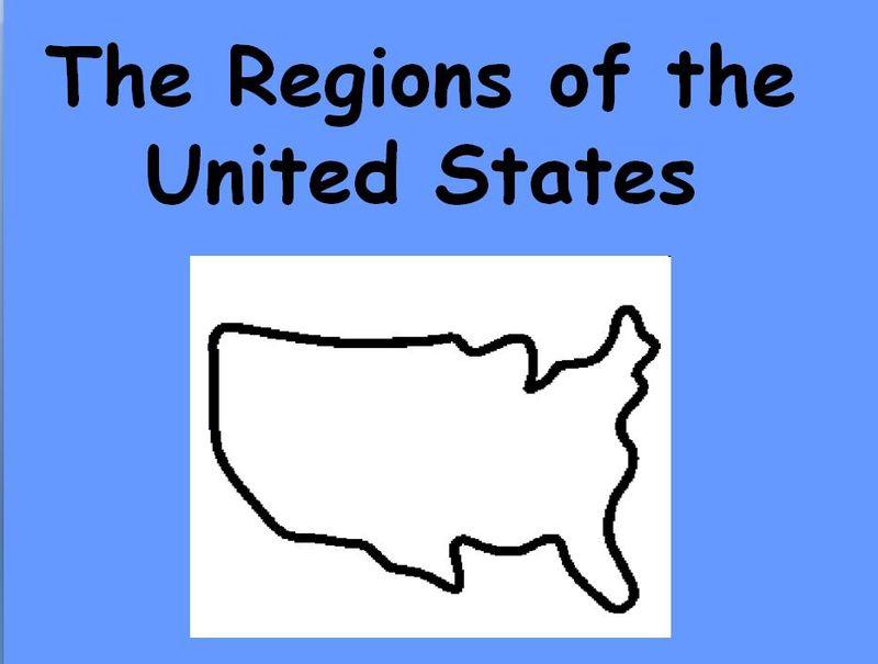 Regions powerpoint