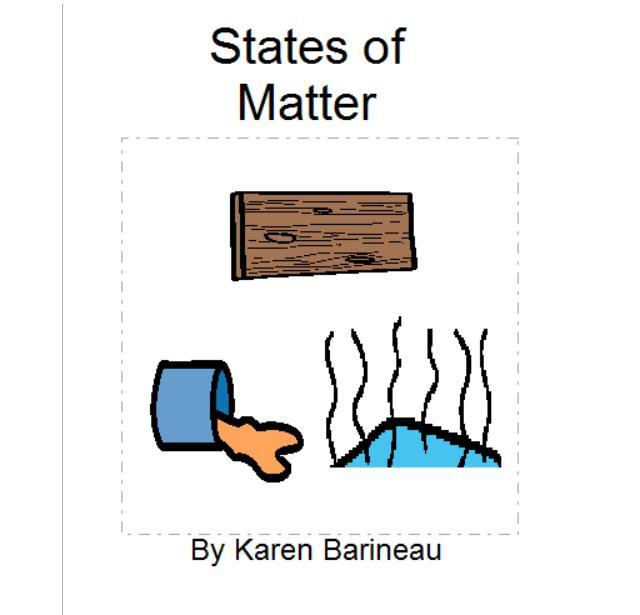 Karen's states of matter