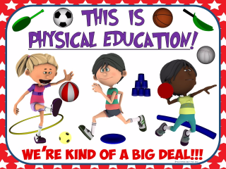 Image result for welcome to physical education