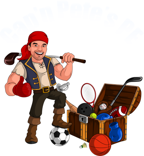 3- Pirate and Treasure- No Logo